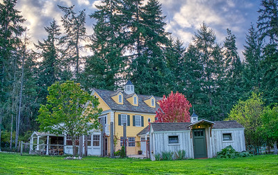 Vashon Island Cottage