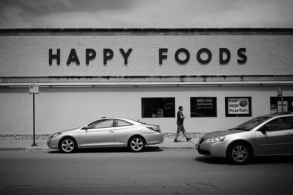 Edison Park Happy Foods