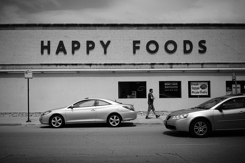 Edison Park Happy Foods