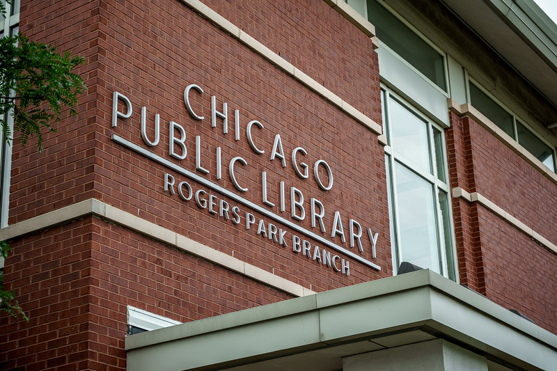 Chicago Public Library - Rogers Park Branch