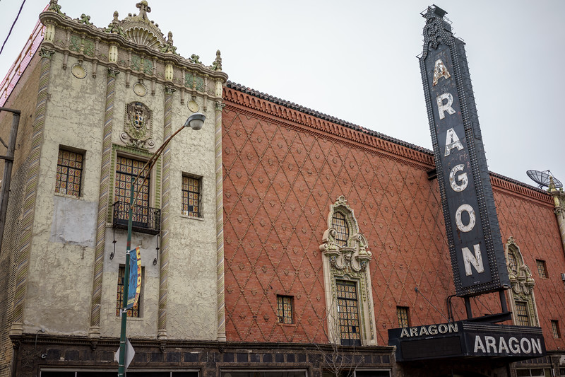 Uptown Aragon Marquee