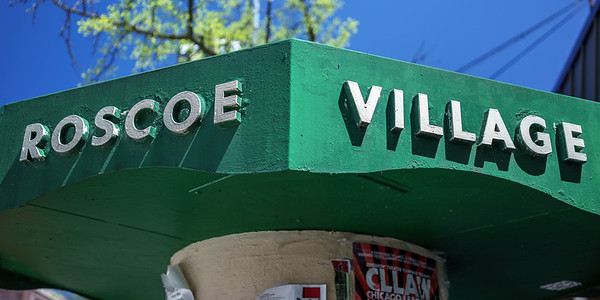 Roscoe Village on Green