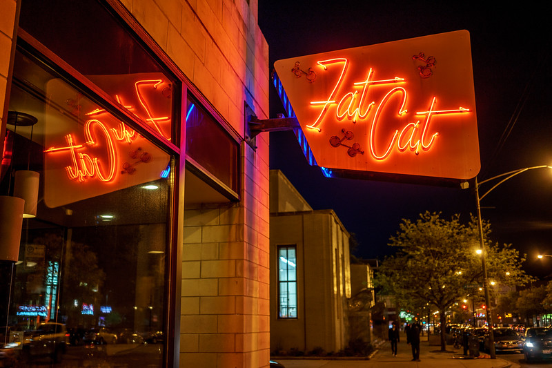 Lakeview Fat Cat Neon