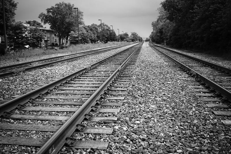 Edison Park Tracks