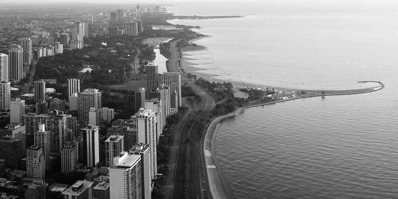 The reach of Lincoln Park