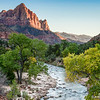 Late Afternoon; Zion