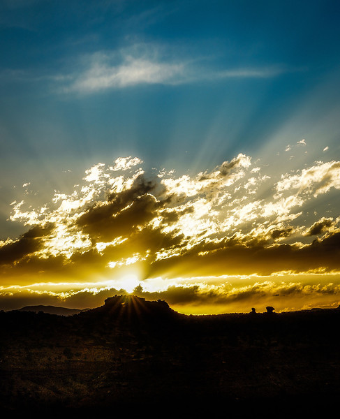 Sunset at Sunset Point