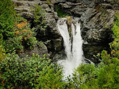Saint Anne Waterfall