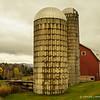Farm Scene, Waitsfield, VT