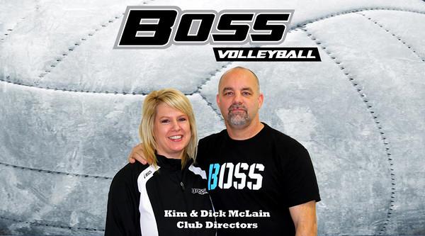Boss Volleyball