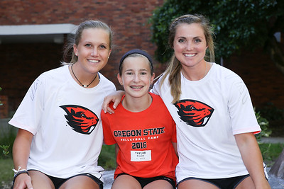Overnight Camp - Photos with Beavs