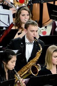 Benjamin Zobel Baritone Saxophone All-State Wind Ensemble 2012 Yakima, WA