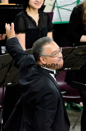 Marcellus Brown<br /> All-State Wind Ensemble 2012 Conductor