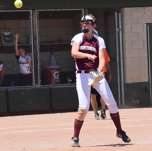 MATTHEW B. MOWERY/The Oakland Press file photo Walled Lake Northern's McKenzie Knight is a Division I honorable mention on the Michigan High School Softball Coaches Association All-State team.