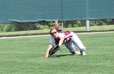 MATTHEW B. MOWERY/The Oakland Press file photo Walled Lake Northern's Courtney Callahan is a first-team Division 1 honoree on the Michigan High School Softball Coaches Association All-State team.