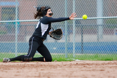 TIMOTHY ARRICK/The Oakland Press file photo Troy's Julia Calnen is a Division I honorable mention on the Michigan High School Softball Coaches Association All-State team.