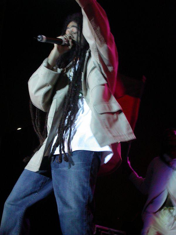 Damian Marley by Shirley Twyford (Webmoment Photo)