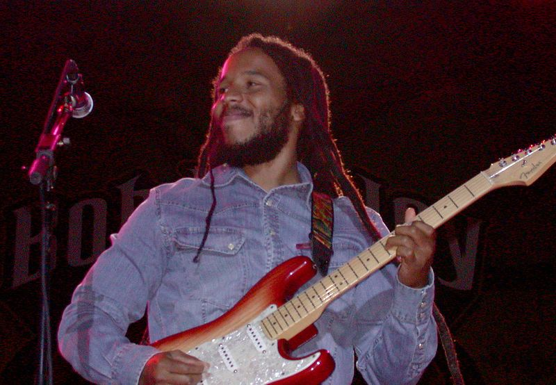 Ziggy Marley by Jim Twyford (Webmoment Photo)