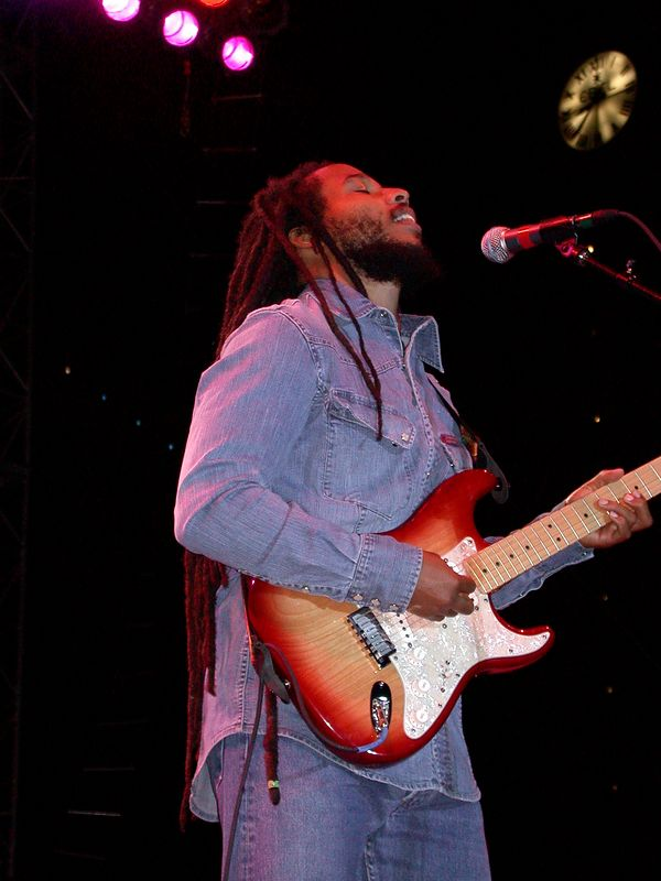 Ziggy Marley by Jim Twyford (Webmoment Photo)