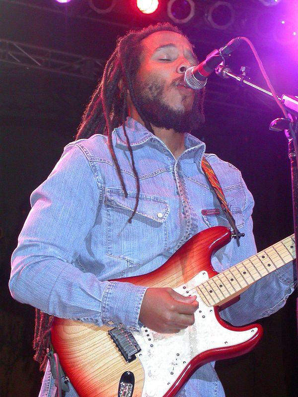 Ziggy Marley by Shirley Twyford (Webmoment Photo)