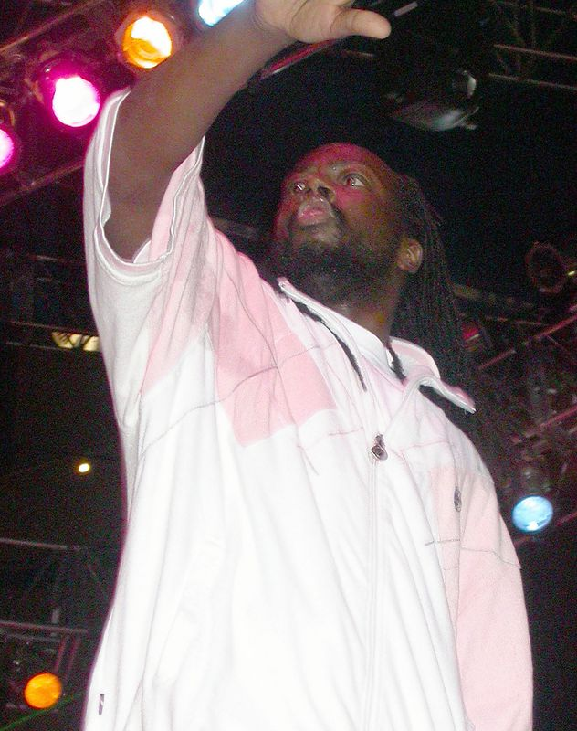 Wyclef Jean (Webmoment Photo)