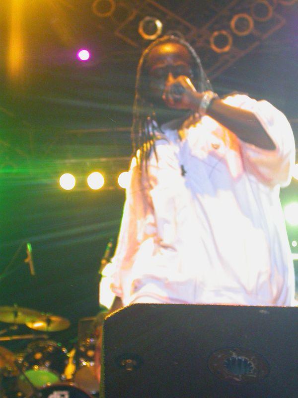 Wyclef Jean (Webmoment Photo)