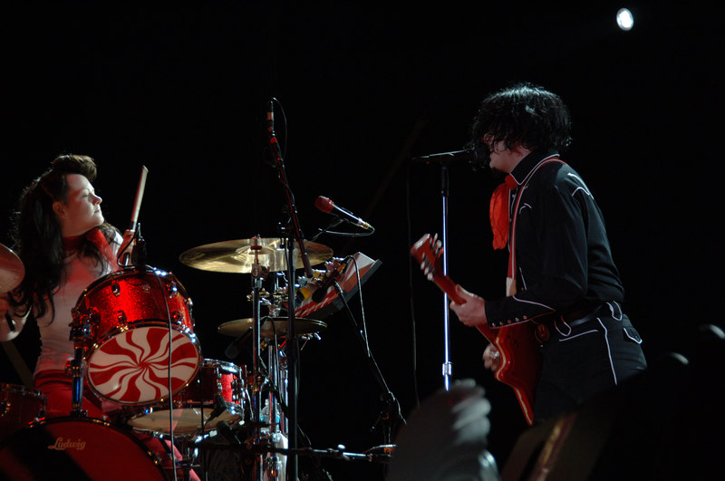 The White Stripes by Nico Potterat (Webmoment Photo)