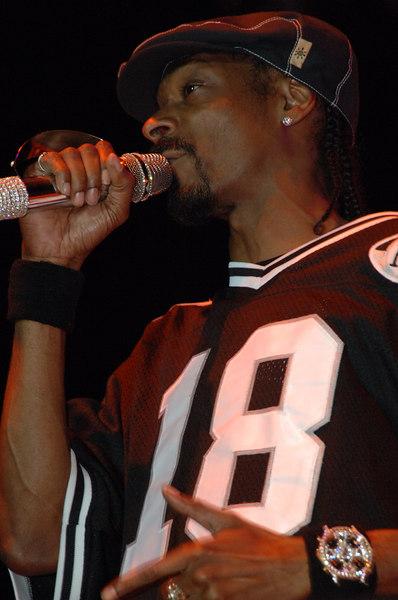 Snoop Dogg by Nico Potterat (Webmoment Photo)