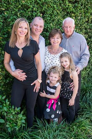 Krista Family's Portrait