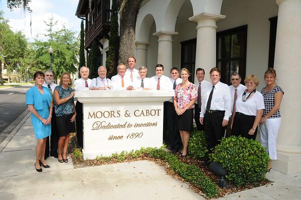 Moors & Cabot Staff Photos 6-8-10