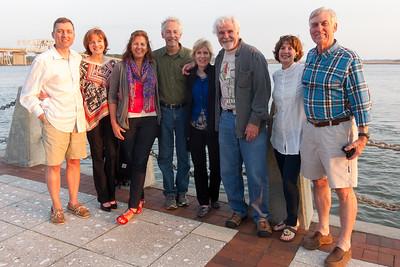Gary, Deb, Janice, Ray, Kathy, Corey, Karen & Alex