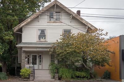 Linus Pauling's house