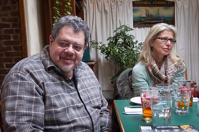 Todd & Linda