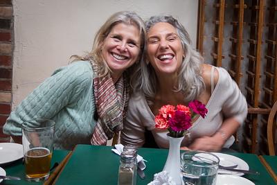 Linda & Val
