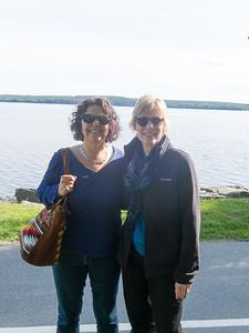 Leslie & Kathy