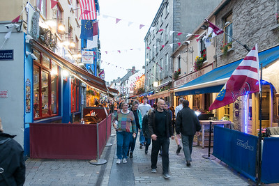 Galway evening