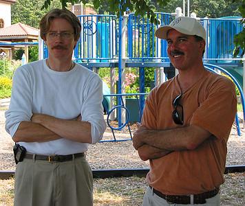 Rob Aranow & Joel Goldman