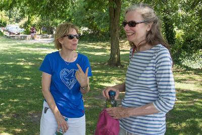 Kathy & Renee
