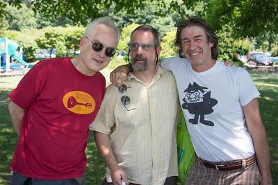 Mark, Bennett & Keith