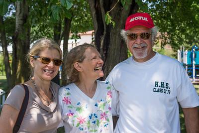 Linda, Ruth & Corey