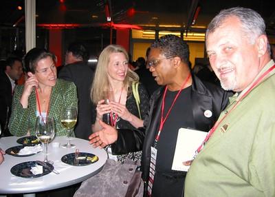 Sarah, Melissa, Herbie & Alex