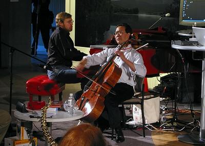 John Hawley & Yo-Yo Ma