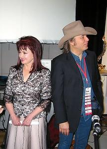 Naomi Judd & Dwight Yoakam