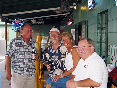 Elmer, Dana, Mary and Hank