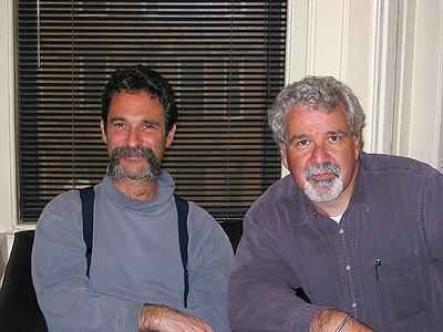 Jimmy & Corey in Brooklyn