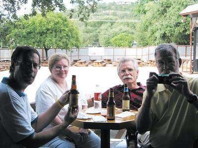 Warren, Theresa, William and Pete