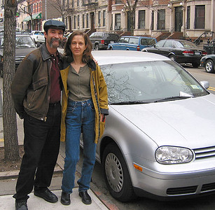 Jimmy & Sara on the Street