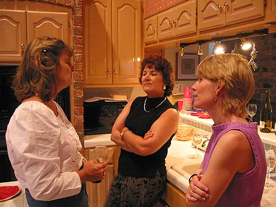 Leta , Dona & Kathy