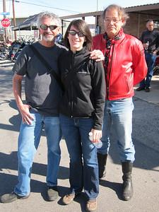 Maynard, Tamar & Frans