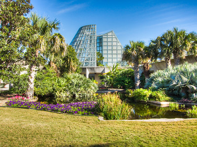 San Antonio Botanial Gardens